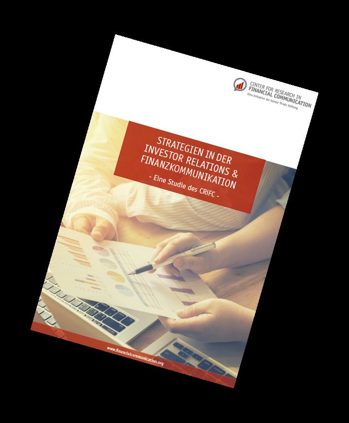 CRiFC: Research Brief Vol. 1: Strategien in der Investor Relations ...